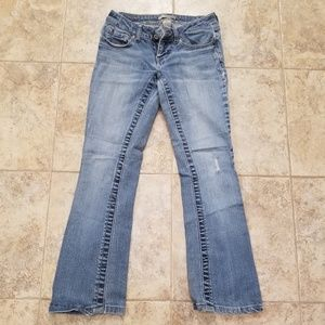 Refuge Good Condition Boot Cut Blue Jeans